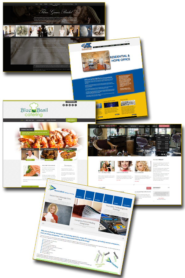 websites by Zen Marketing