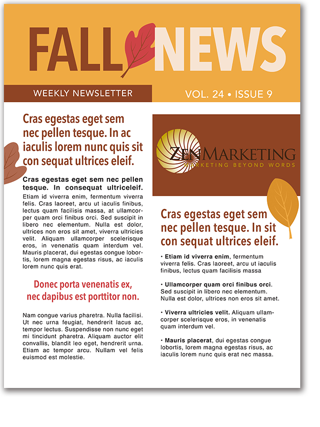 do newsletters really work here are the top 5 reasons they do