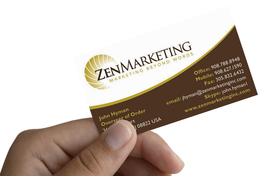 Faster, Better, and Cheaper - Zen Marketing Inc.